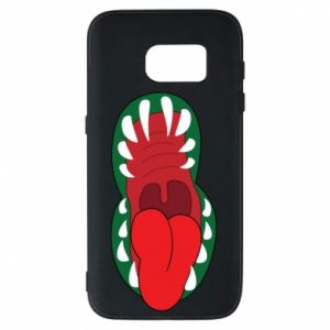 Phone case for Samsung S7 Monster jaw