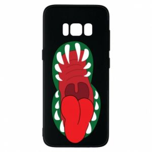 Phone case for Samsung S8 Monster jaw