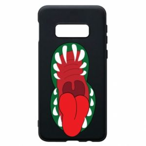 Phone case for Samsung S10e Monster jaw