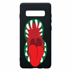 Phone case for Samsung S10+ Monster jaw