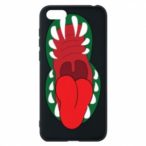 Phone case for Huawei Y5 2018 Monster jaw