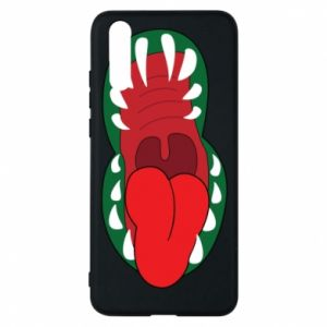 Phone case for Huawei P20 Monster jaw