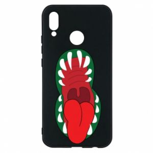 Phone case for Huawei P20 Lite Monster jaw