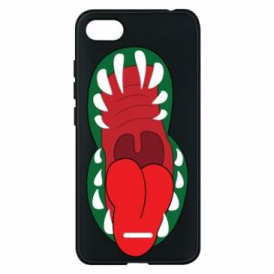 Phone case for Xiaomi Redmi 6A Monster jaw