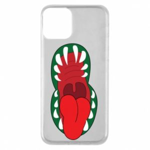 Phone case for iPhone 11 Monster jaw