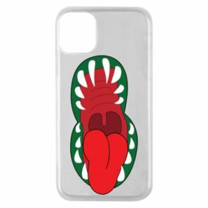 Phone case for iPhone 11 Pro Monster jaw