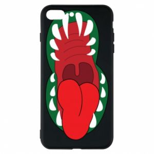 Phone case for iPhone 8 Plus Monster jaw