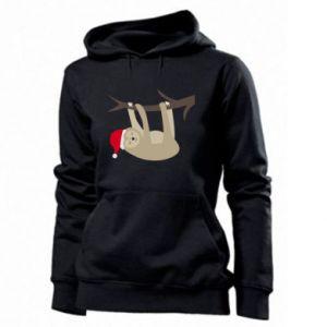 Bluza damska Szczęśliwy leniwiec na gałęzi