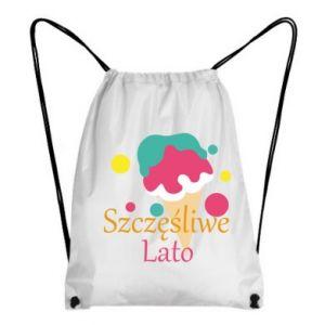 Backpack-bag Happy summer