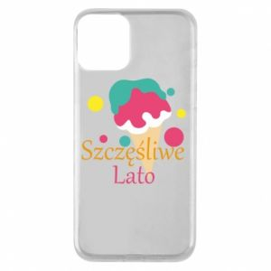 Phone case for iPhone 11 Happy summer