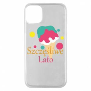 Phone case for iPhone 11 Pro Happy summer