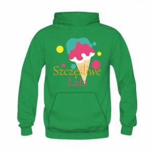 Kid's hoodie Happy summer