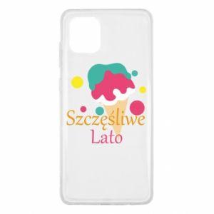 Samsung Note 10 Lite Case Happy summer