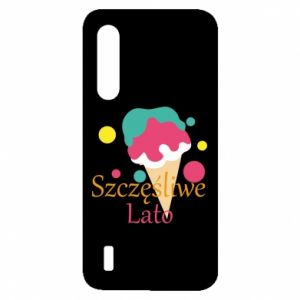 Xiaomi Mi9 Lite Case Happy summer