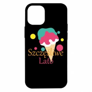 iPhone 12 Mini Case Happy summer