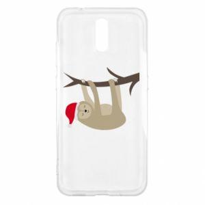 Etui na Nokia 2.3 Szczęśliwy leniwiec na gałęzi