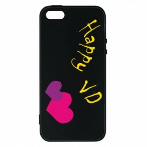 iPhone 5/5S/SE Case Happy Valentine's day