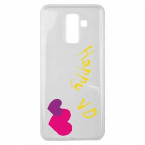 Samsung J8 2018 Case Happy Valentine's day