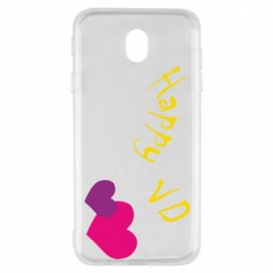 Samsung J7 2017 Case Happy Valentine's day