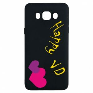 Samsung J7 2016 Case Happy Valentine's day