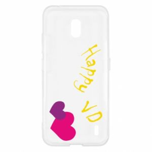 Nokia 2.2 Case Happy Valentine's day