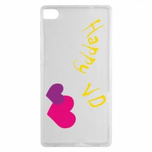 Huawei P8 Case Happy Valentine's day