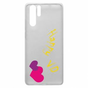 Huawei P30 Pro Case Happy Valentine's day