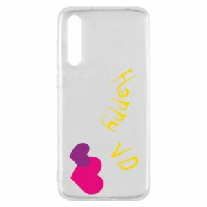 Huawei P20 Pro Case Happy Valentine's day