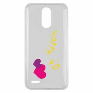 Lg K10 2017 Case Happy Valentine's day