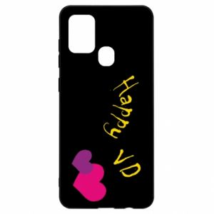 Samsung A21s Case Happy Valentine's day