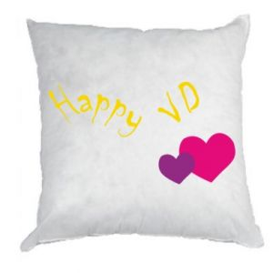 Pillow Happy Valentine's day