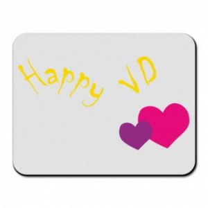 Mouse pad Happy Valentine's day
