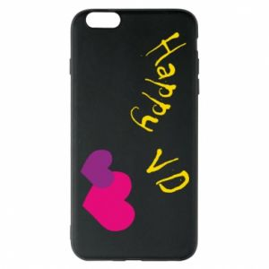 iPhone 6 Plus/6S Plus Case Happy Valentine's day