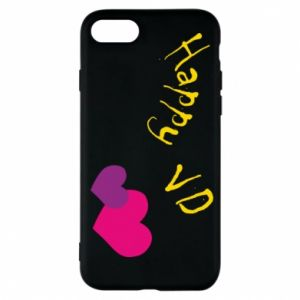 iPhone 7 Case Happy Valentine's day