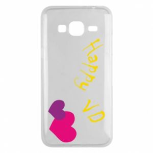Samsung J3 2016 Case Happy Valentine's day