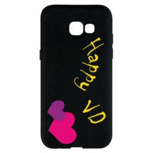 Samsung A5 2017 Case Happy Valentine's day