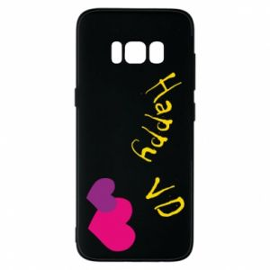 Samsung S8 Case Happy Valentine's day