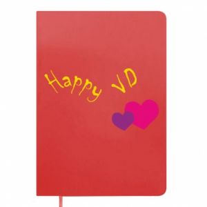 Notepad Happy Valentine's day