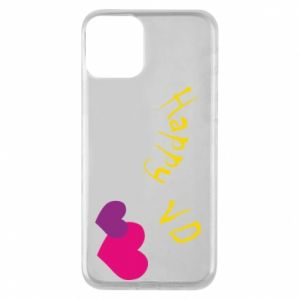 iPhone 11 Case Happy Valentine's day