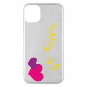 iPhone 11 Pro Case Happy Valentine's day