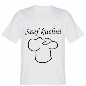 Koszulka Szef kuchni