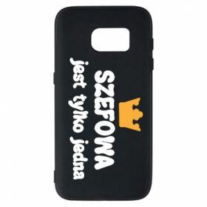 Etui na Samsung S7 Szefowa jest tylko jedna