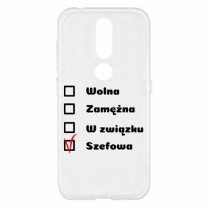 Etui na Nokia 4.2 Szefowa