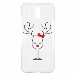 Nokia 2.3 Case Glass deer