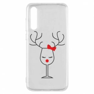 Huawei P20 Pro Case Glass deer