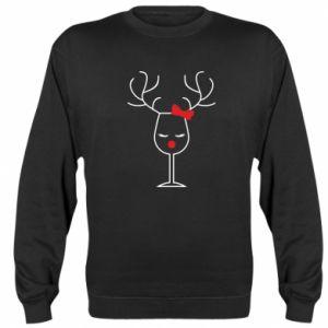 Sweatshirt Glass deer