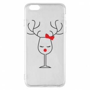 iPhone 6 Plus/6S Plus Case Glass deer