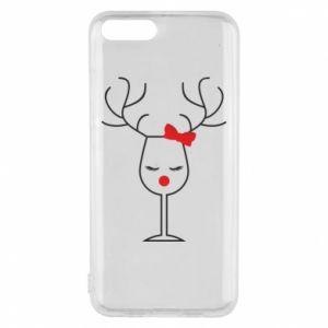 Xiaomi Mi6 Case Glass deer