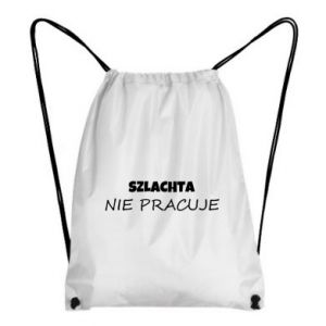 Backpack-bag Nobility - PrintSalon