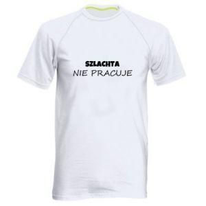 Men's sports t-shirt Nobility - PrintSalon